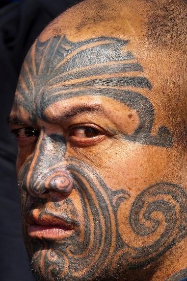 Mask Tattoo Designs 6