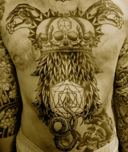 Masonic Tattoo 4