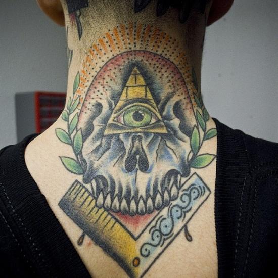 Masonic Tattoo 9