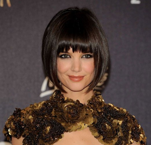 Top 9 Katie Holmes Hairstyles Styles At Life