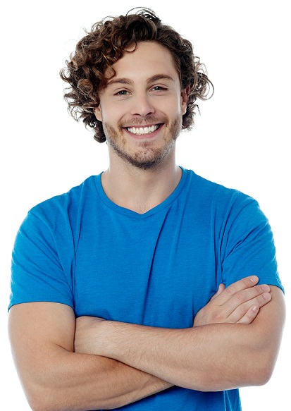 Pompadour Medium Hairstyles for Men