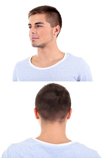 Short Hairstyles For Men Main