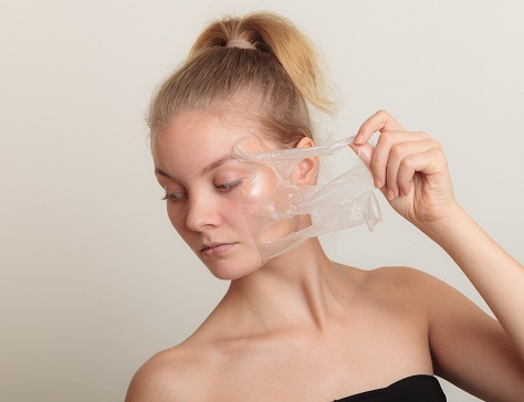 how to get rid of really dry skin on face