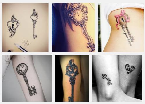 stylish-key-tattoo-designs-and-pictures