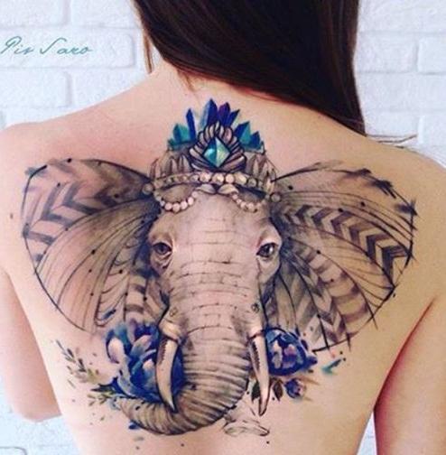 top-9-elephant-tattoo-designs10
