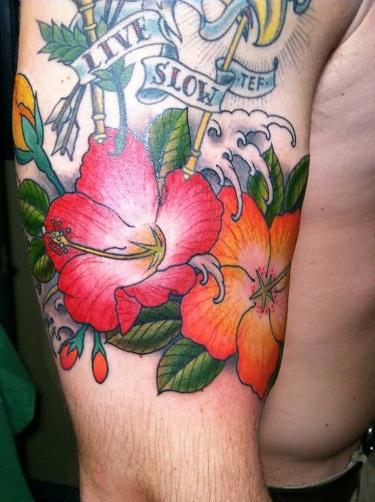 top-9-hibiscus-tattoo-designs15