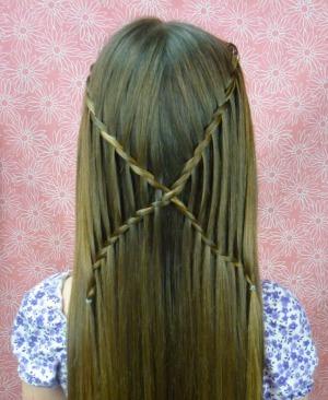 Twisted Crisscross Braid