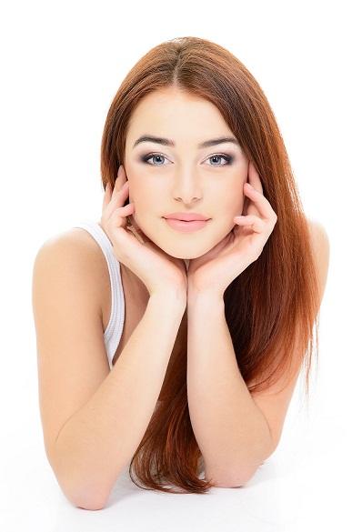 get beautyful face
