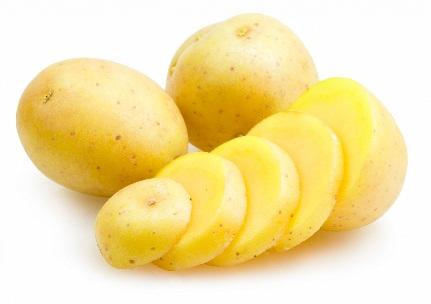 potato for acne