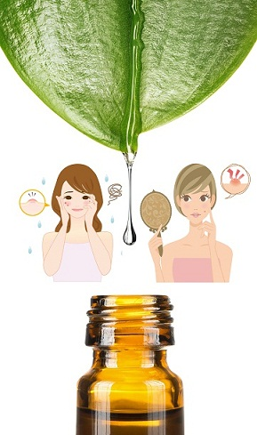 tea tree oil for acne copy