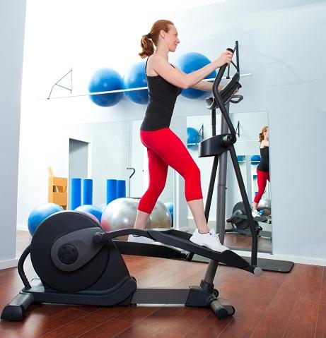 Aerobics cardio exercise