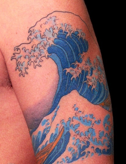Asian Waves and water design