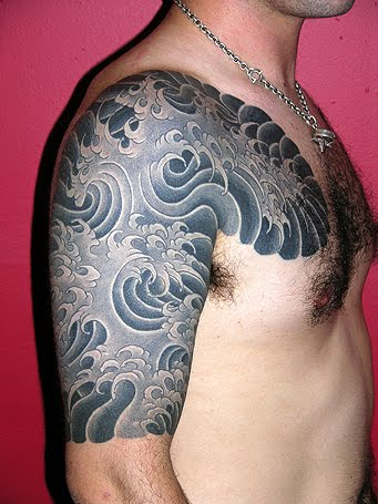 Asian sleeve design