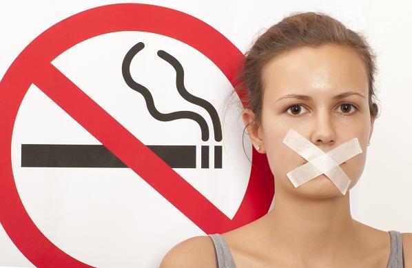 Avoid smoking