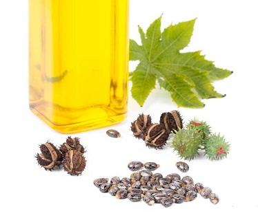 Castor oil for strech marks