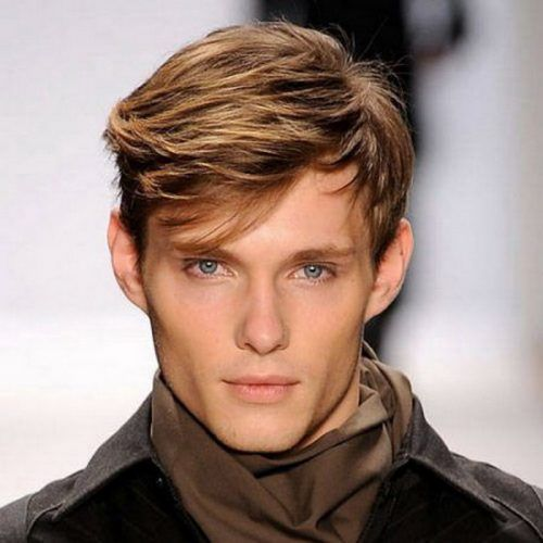 Top 14 Big Forehead Hairstyles For Men Styles At Life