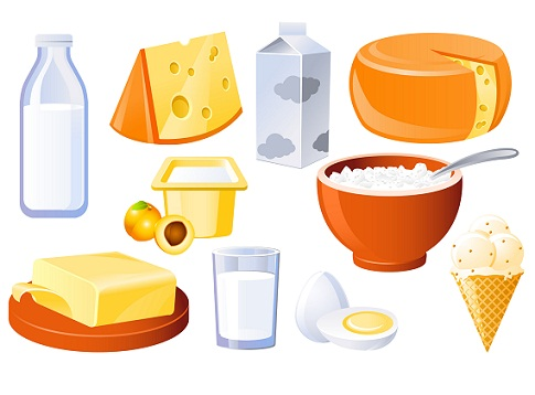 Dairy products 123