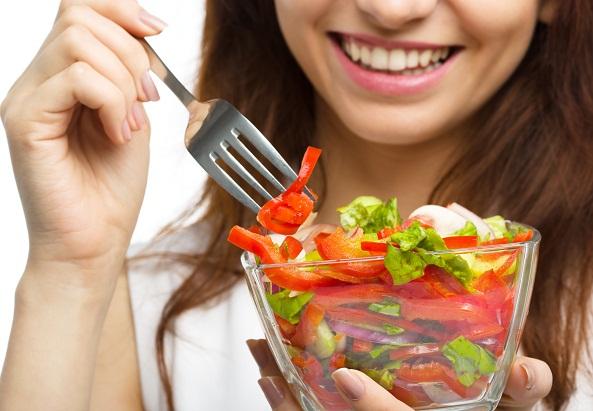 Eat Vegtable Salad