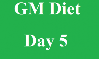 gm diet day 5