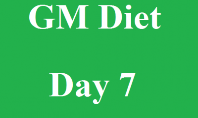 gm diet day 7