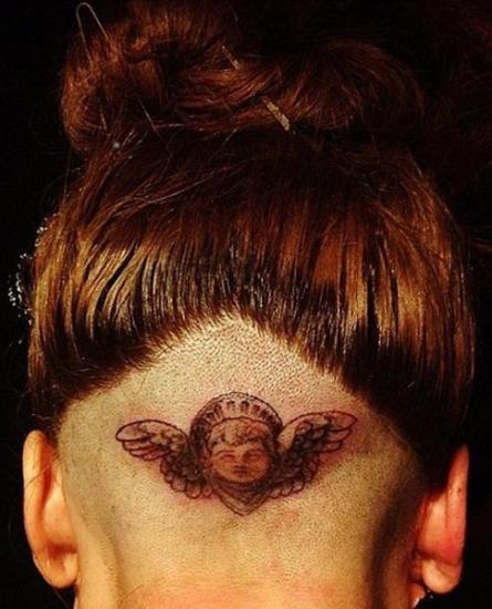 Hair Tattoo 3