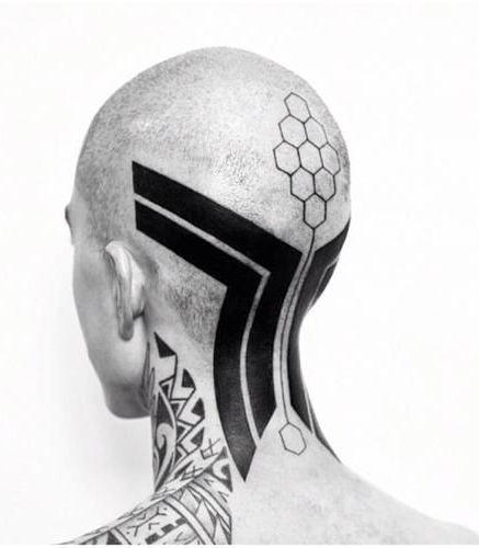 Hair Tattoo 4