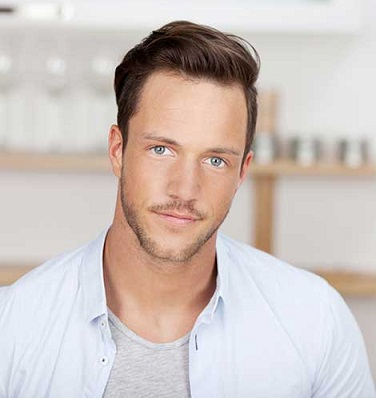 Hairstyles for Men with Long Faces 12