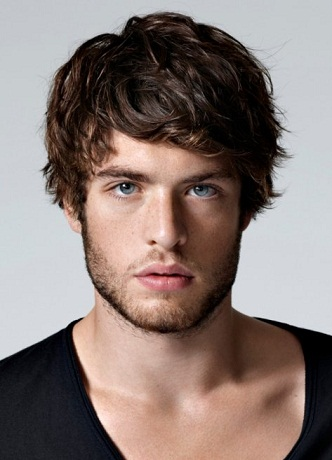 Hairstyles for Men with Long Faces 13