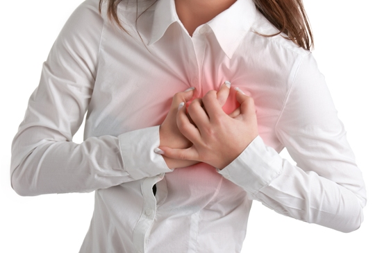 first aid for heart attack