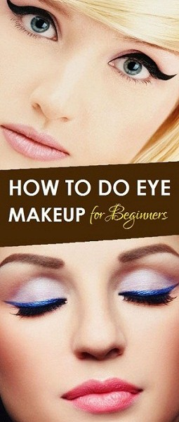 How To Do Eye Makeup For Beginners Styles At Life