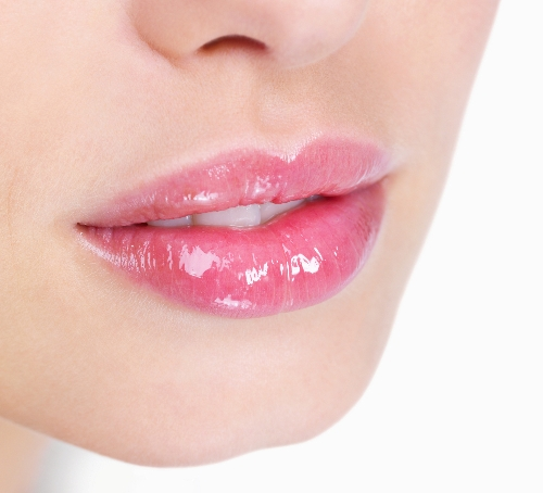 How to get pink lips