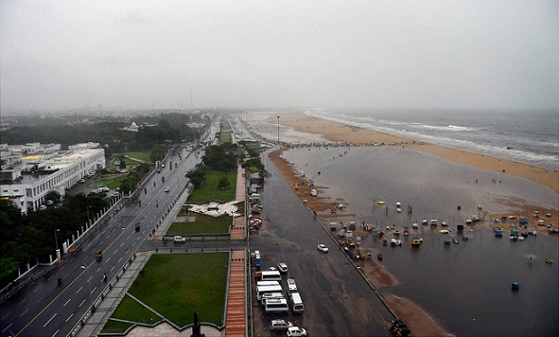 Marina-Beach_chennai-tourist-places