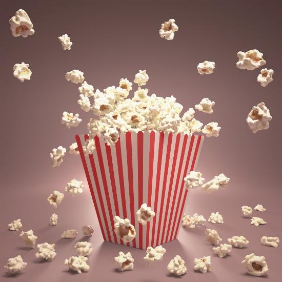 Movie time snack
