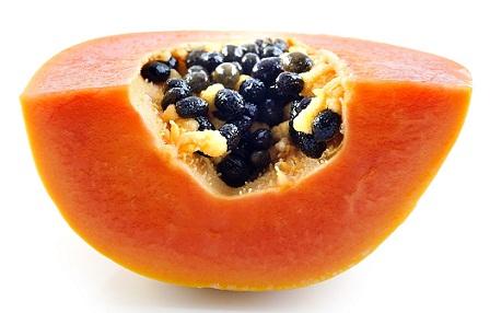 Papaya - homemade tips
