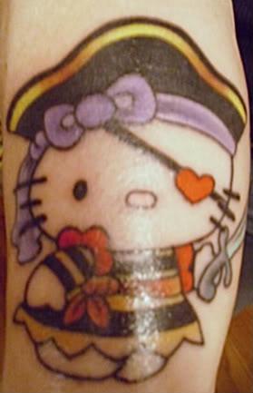 Pirate Tattoo Designs2