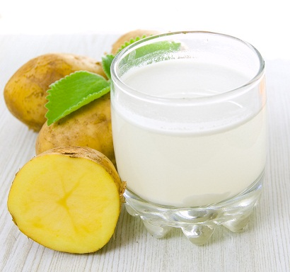 To Remove Stretch Marks Naturally Potato Juice