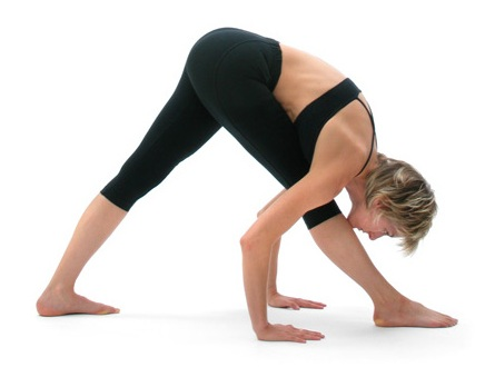 Side Stretch Pose power