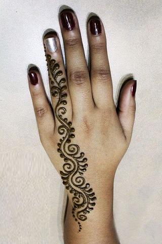 Spiral Circular Designs
