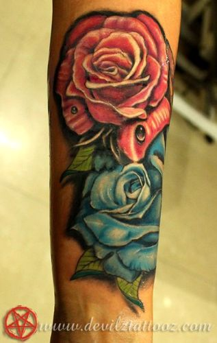 Tattoo designs Places in delhi4