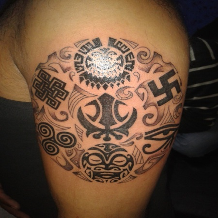 Tattoo designs Places in delhi7