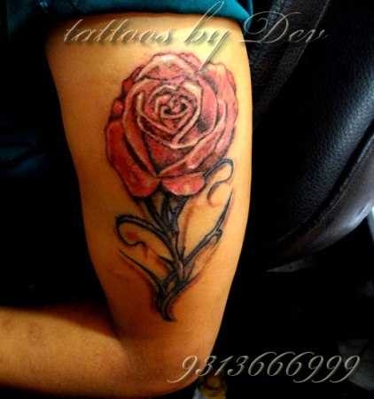 Tattoo designs Places in delhi8