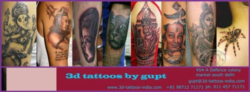 Tattoo places in india1