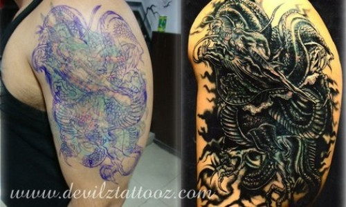 Tattoo places in india2