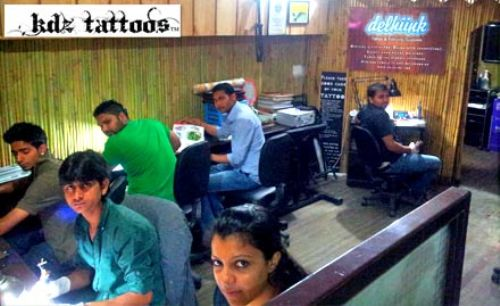 Tattoo places in india3
