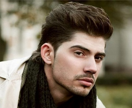 Thick Hairstyles For Men 12