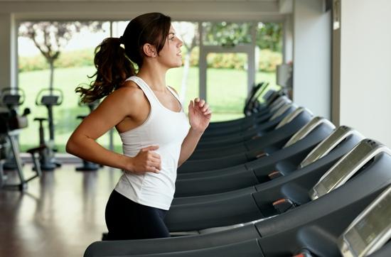 Tredmill workout