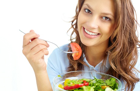 diet for hair fall control