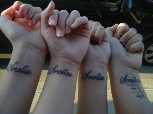 9 Best Friendship Tattoos Designs And Images For BFFs | Styles At Life