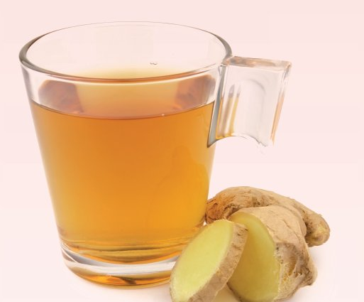 benefits of ginger water