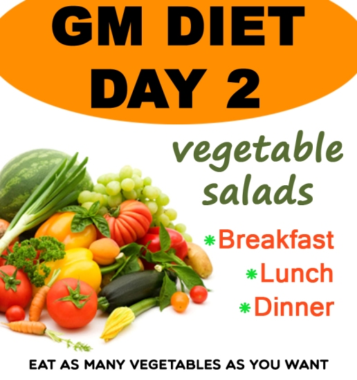 gm diet day 2